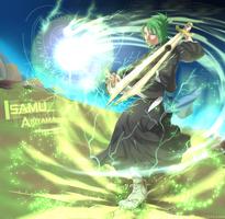 [CM] Boru Inazuma (Isamu Shikai) by MyangHime