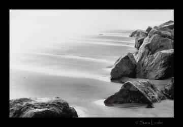 Silent Shore by cylunaris