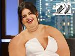 An Extra Wide SSBBW Selena Gomez