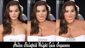 Hailee Steinfeld Weight Gain Sequence