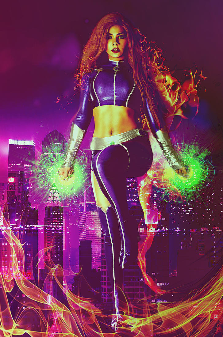 Starfire by Becs-Cos-Wonderland