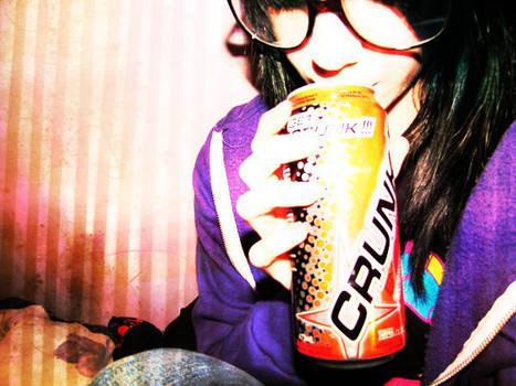 Crunk Juice.