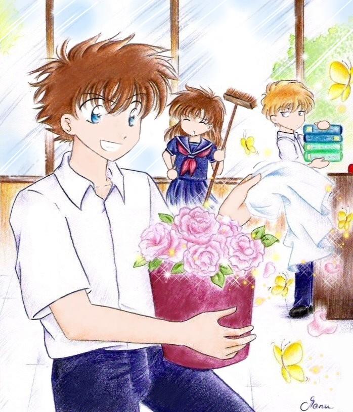 Shinichi Y Heiji