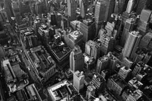 Looking down on New York Vers5