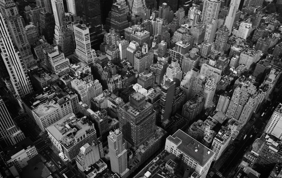 Down on NYC 1920x1200
