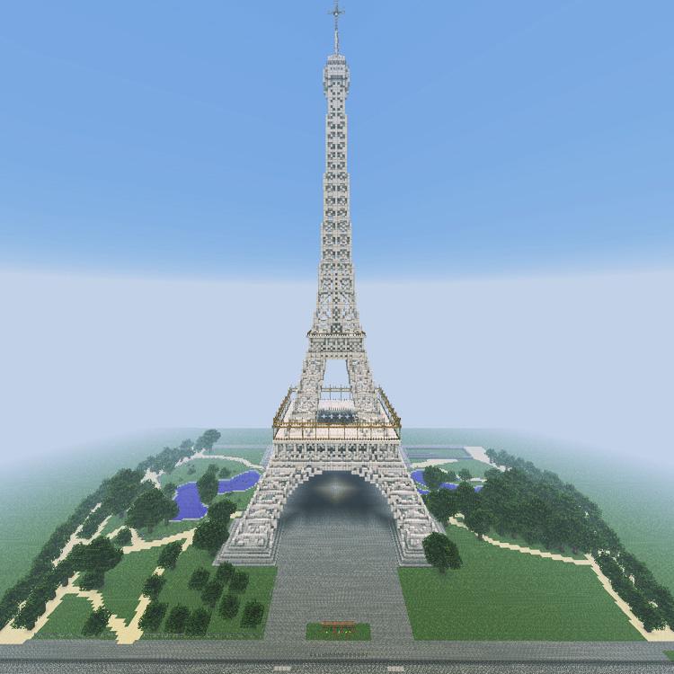 Best Landmarks To Build Inminecraft
