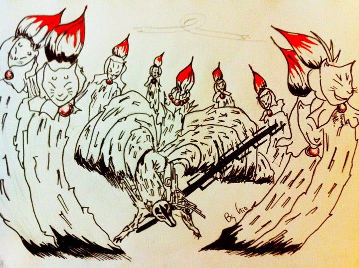 Ninetails- okam... Okami Amaterasu Wallpaper