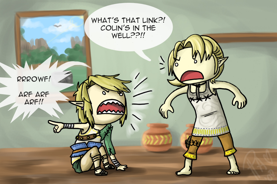 Funny Link Zelda Memes : The legend of zelda twilight princess aftermath not a spoiler