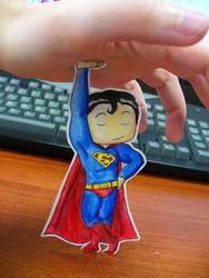 Paper Superman