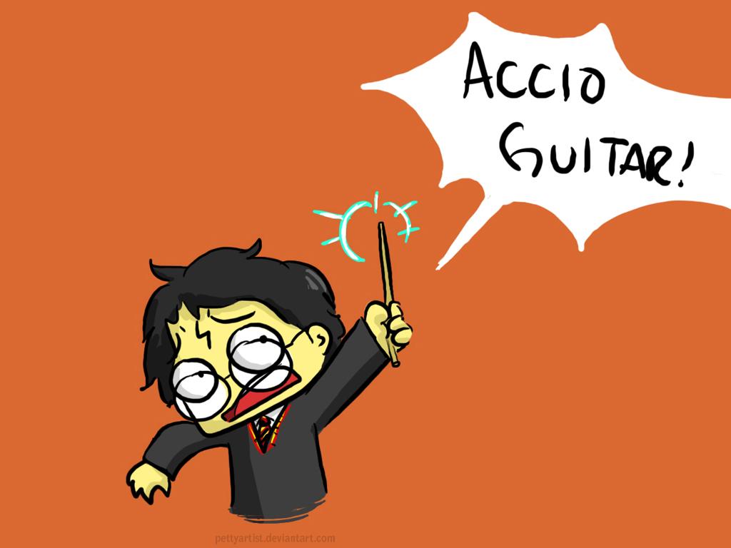 Accio Guitar