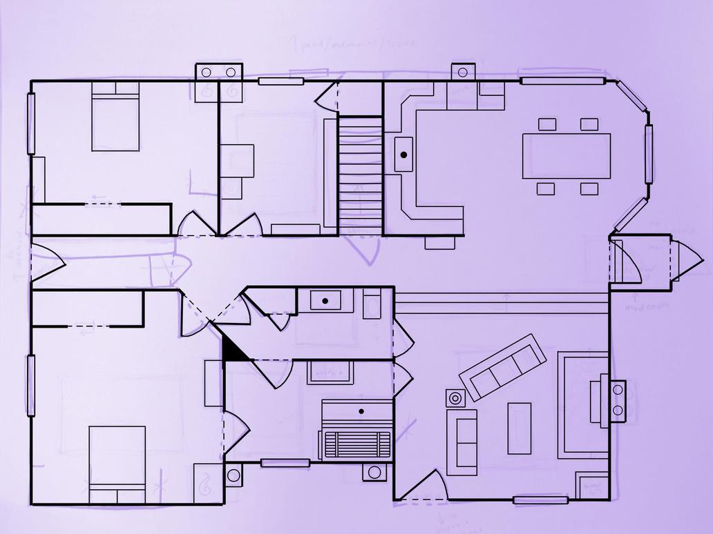 House Layout house layout wippettyartist on deviantart