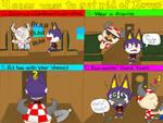 Rover comic