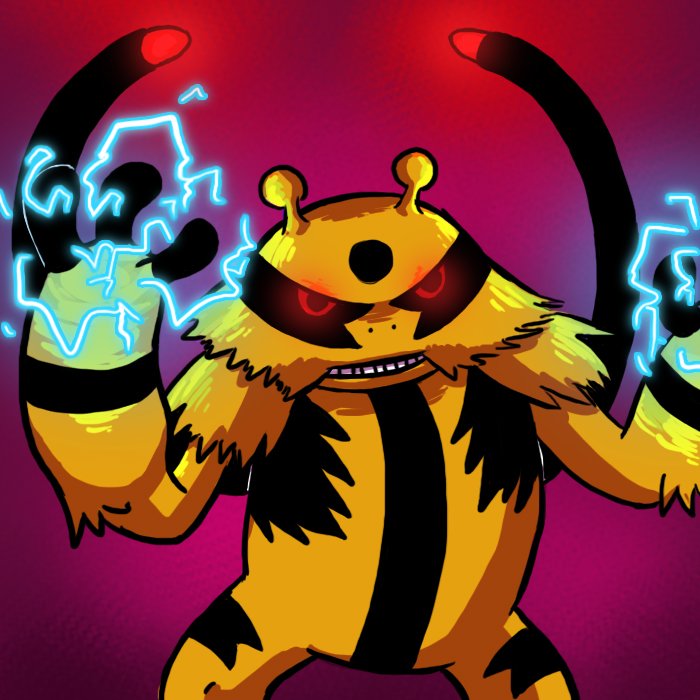 RNG- Electivire by pettyartist