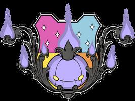 Mage Faction Crest by pettyartist