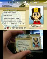 LOCKE's trainer license by pettyartist