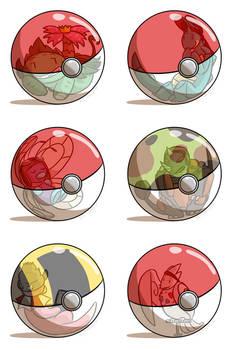Petty Nuzlocke Challenge-- Pokeball Meme LG ed.