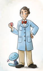Bill Nye the Poke Guy