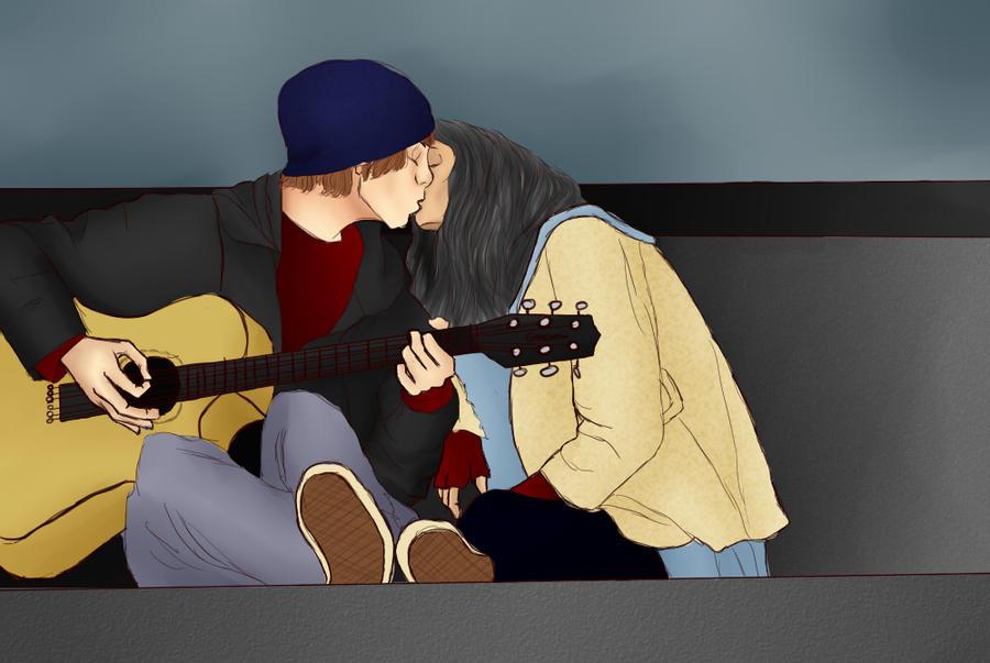 Music love by Ainhochu