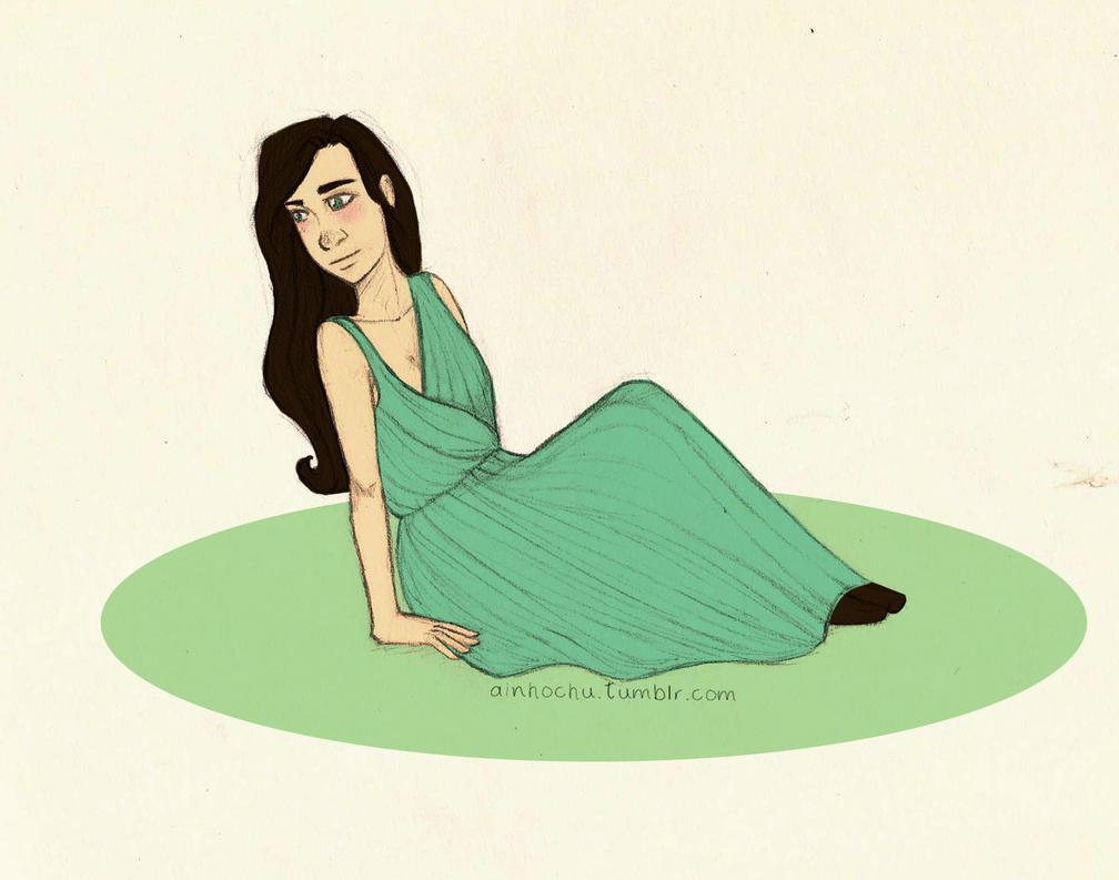 Annie Cresta by Ainhochu