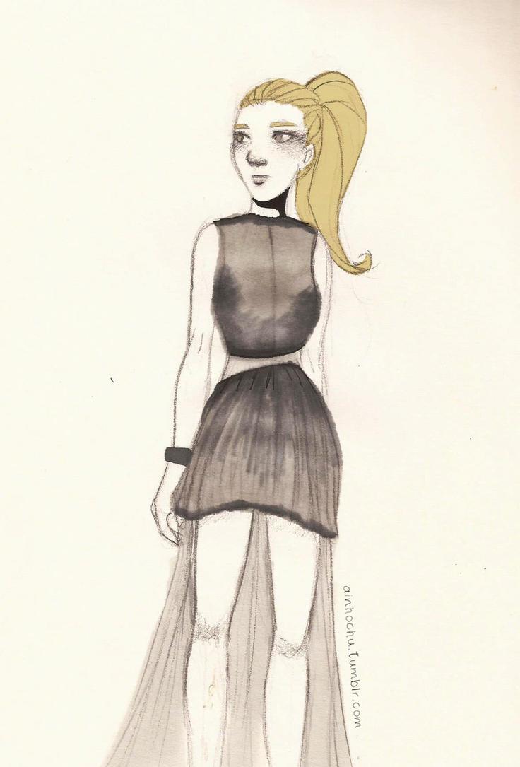 Artemis by Ainhochu