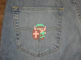 8-Bit Jeans, Link