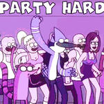 [EPILEPSY WARNING] PARTY HARD!! by therazonofmylife