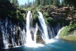 Burney Falls CA