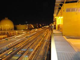 Night Trays at Sub