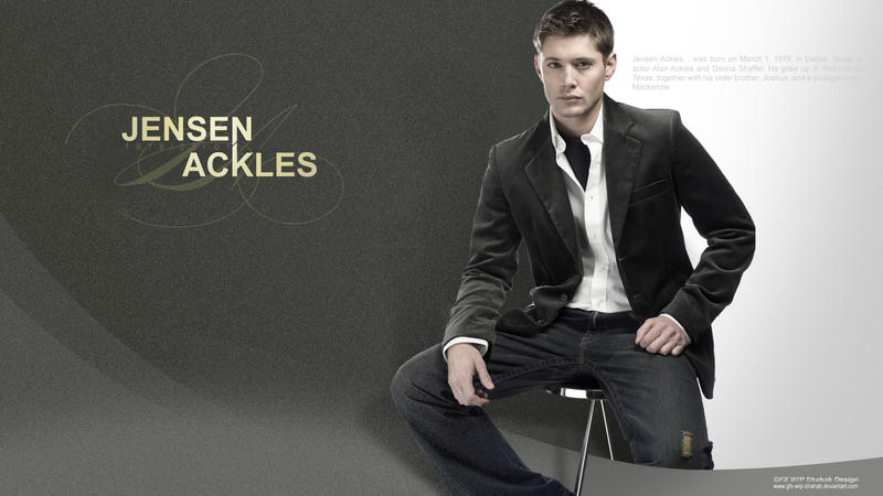 Jensen Ackles HD Wallpaper By Aniigraphuse