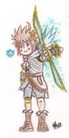 .: -Kid Icarus - Epic Yarn Style - Pit - :.