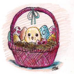 .: -Thumbhub monthly challenge-  Basket- :.