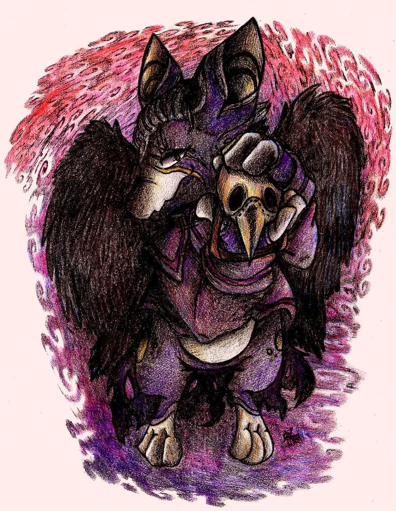 .: -Art Trade - SunaBuna - Salazar- :. by PrideAlchemist7