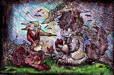 .: - Bagbeans -Tobias- Fluffia Registration - :. by PrideAlchemist7