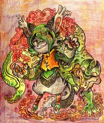 .: - Bagbean Commission - Yuko - :. by PrideAlchemist7