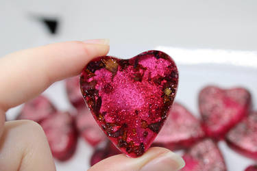 Love Hearts by BubblingCuriosities