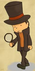 professor layton : layton by kebabh