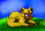 Shiny Poochyena