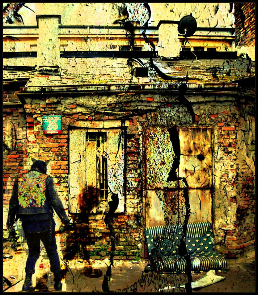 apocalypse of mr. O. by caithuniverse