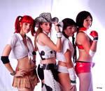 Rumble Roses Girls