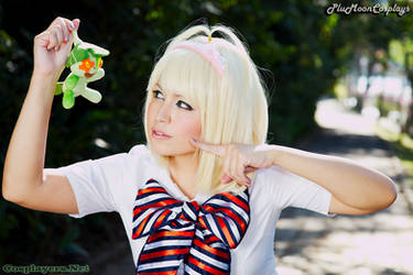 Ao No Exorcist ::: Shiemi by plu-moon