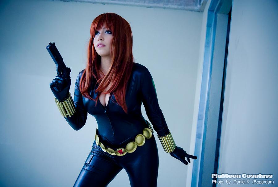 Black Widow : Ready, Set, Target by plu-moon
