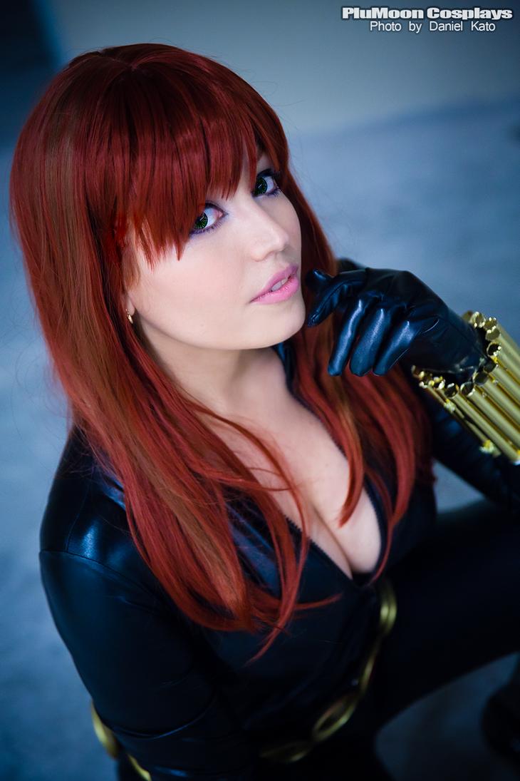Black Widow : Come to my web by plu-moon