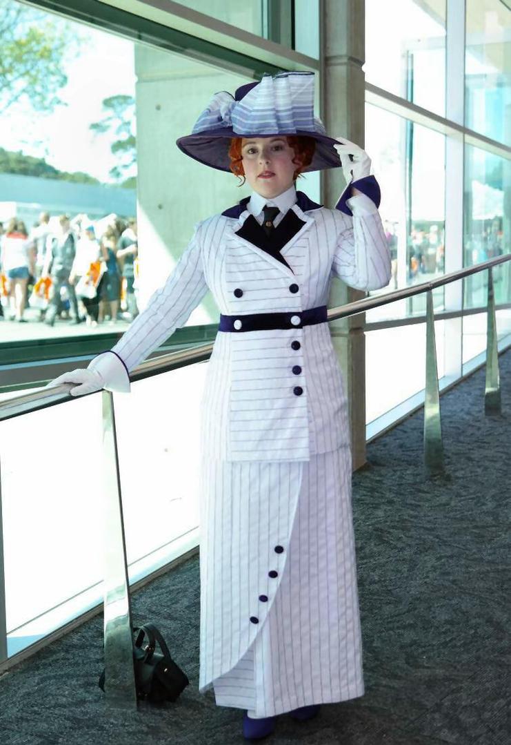 Rose - Titanic by Kyokyogirl