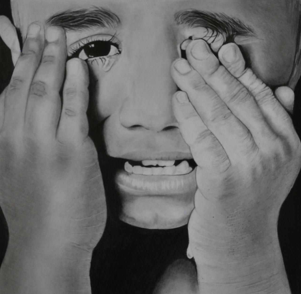 Crying Boy by Paul-Shanghai