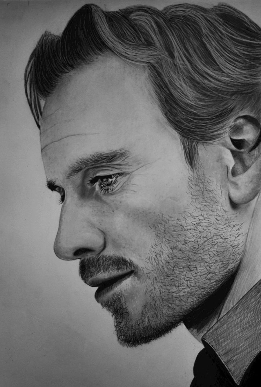 Michael Fassbender by Paul-Shanghai