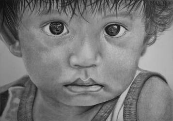 Little  One by Paul-Shanghai