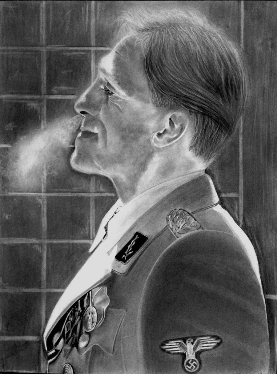 Col. Hans Landa   (Aka Christopher Waltz) by Paul-Shanghai