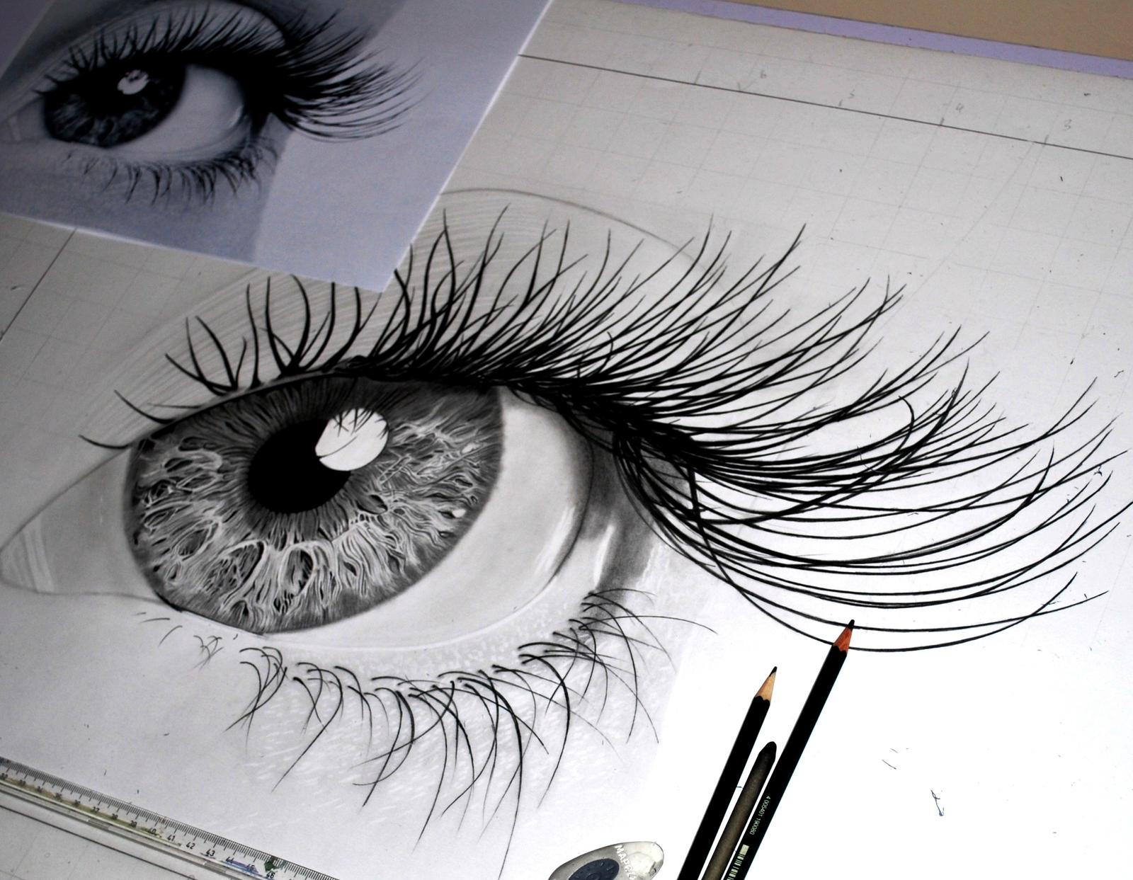 The Ultimate Eye! (WIP) by Paul-Shanghai
