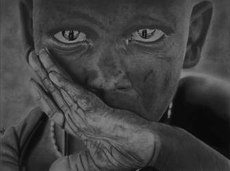 Maasai Boy by Paul-Shanghai