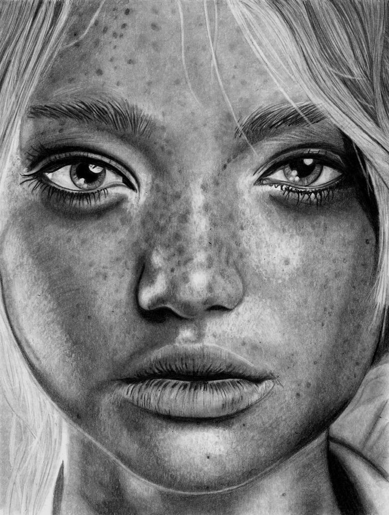 Gemma Ward by Paul-Shanghai